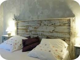 tete de lit bois flotté - Recherche Google