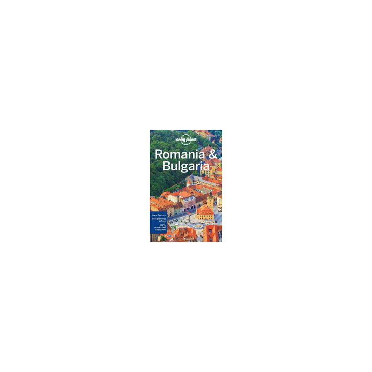 Lonely Planet Romania & Bulgaria (Paperback) (Mark Baker & Steve Fallon & Anita Isalska)