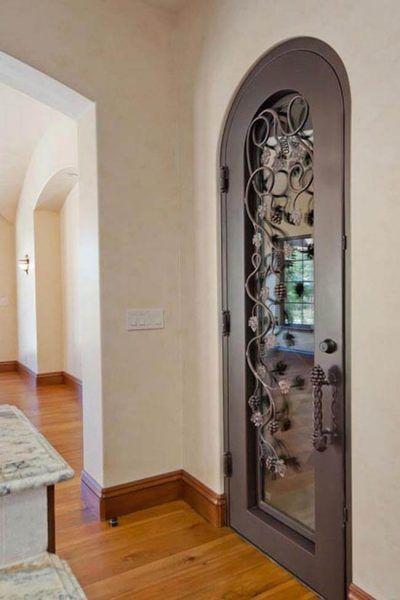 Luxury Interior Basement Doors