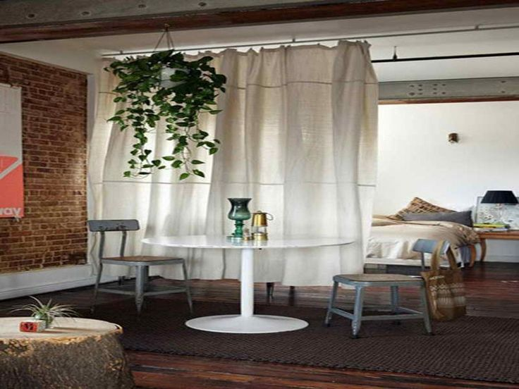 Inspirational Room Divider Curtain Ideas