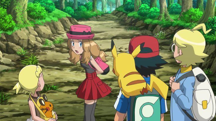 pokemon anime season 23 episode 2