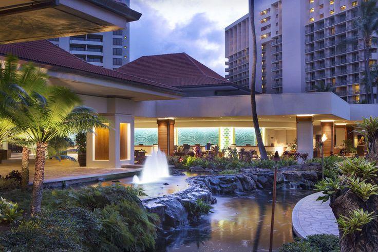 Hilton Hawaiian Village - exterior