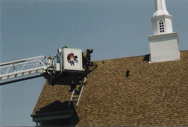 Laddering the Church