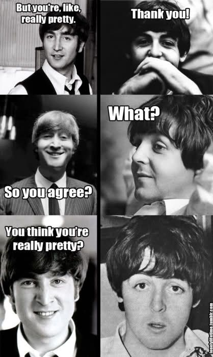 "The Best Of The ""Mean Girls"" Beatles Memes"