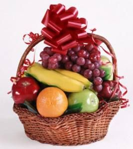 CUSTOM or PRE-MADE FRUIT BASKETS! These thoughtful, colorful gifts are always appreciated by friends, relatives & colleagues! Available in our Produce Departments, starting at $25. To special order, please ask any Produce Associate.