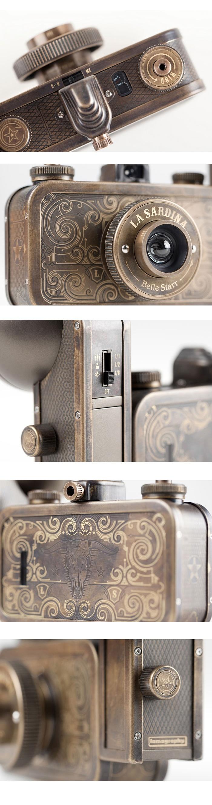 La Sardina Camera & Flash