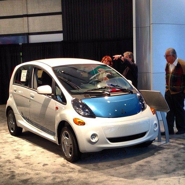 18 best la auto show 2013 electric cars images on pinterest