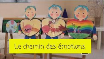 Un outil d'accompagnement des émotions chez l'enfant :
