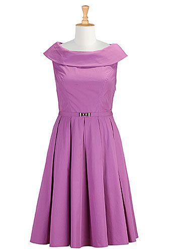 I <3 this Sadie dress from eShakti