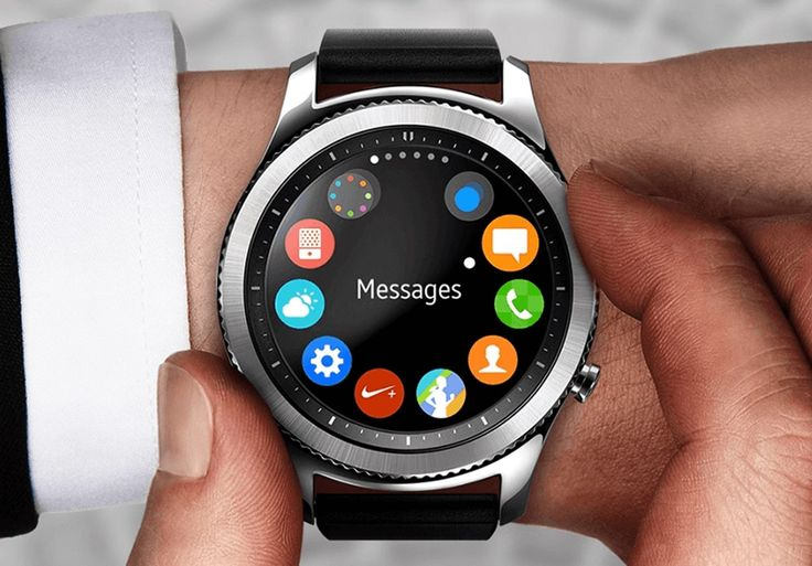 Samsung Gear S3 Classic Bluetooth Smart Watch #bluetoothsmartwatches #bluetoothsmartwatch #bluetoothwatches #bluetoothwatch #smartwatch #smartwatches #bluetooth #watch #watches #bluetoothconnectivity #syncing #pairing #connectivity #Android #iOS #iPhone #GoogleAssistant #activitytracking #notifications #smartnotifications #samsung