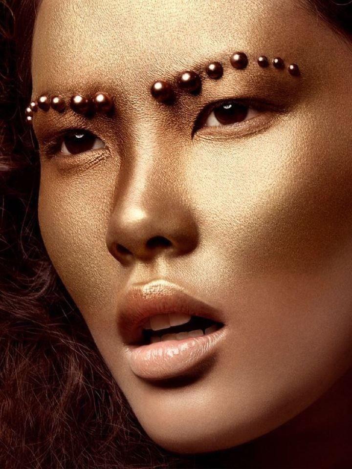 Best 25+ Goddess Makeup Ideas On Pinterest