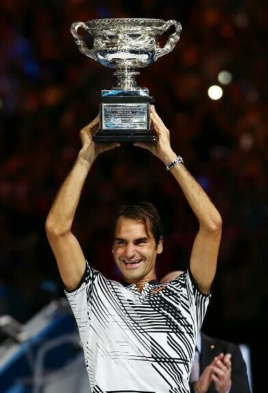 Winner Australian Open 2017