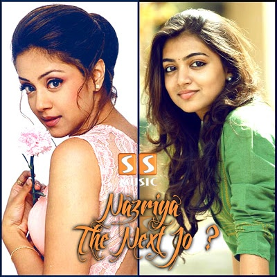 Nazriya wants to be the next Jyothika of Kollywood  read more here http://ssmusictheblog.blogspot.in/2013/06/nazirya-nazim-wants-to-be-next-jyothika.html