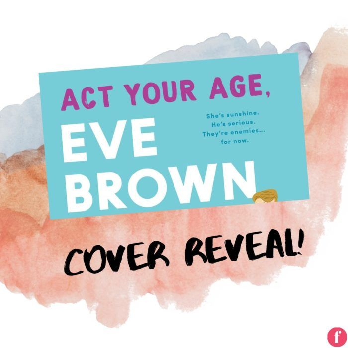 Exclusive Act Your Age Eve Brown By Talia Hibbert Cover Reveal Frolic Act Your Age Reveal Usa Today Bestselling Author