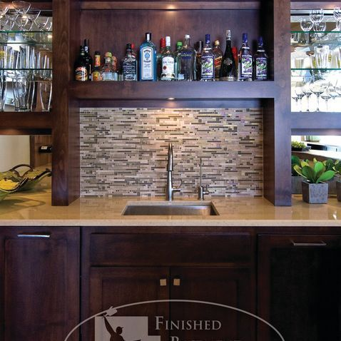 19 best ideas for wet bar downstairs images on pinterest for Wet bar decor