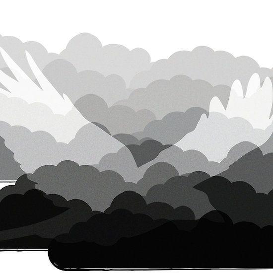 Grey Bird Cloud