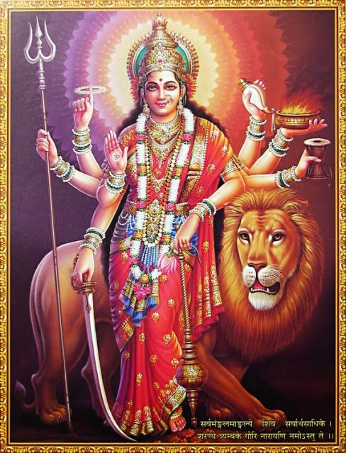 Durga, Divine Mother of India | Love of the Goddess