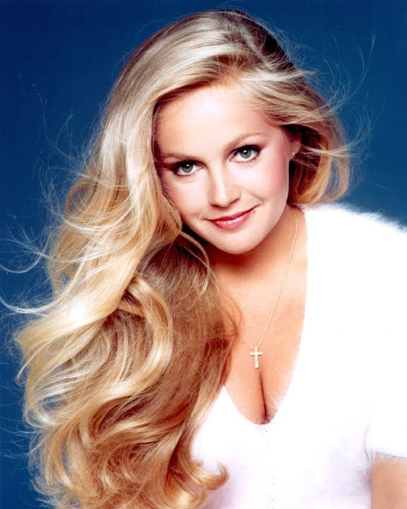 Lucy in Dallas...Charlene Tilton