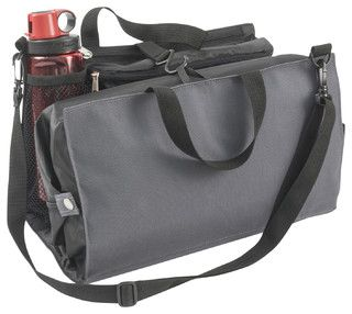 The Ultimate Travel Gym Bag - contemporary - bath and spa accessories - by Great Useful Stuff