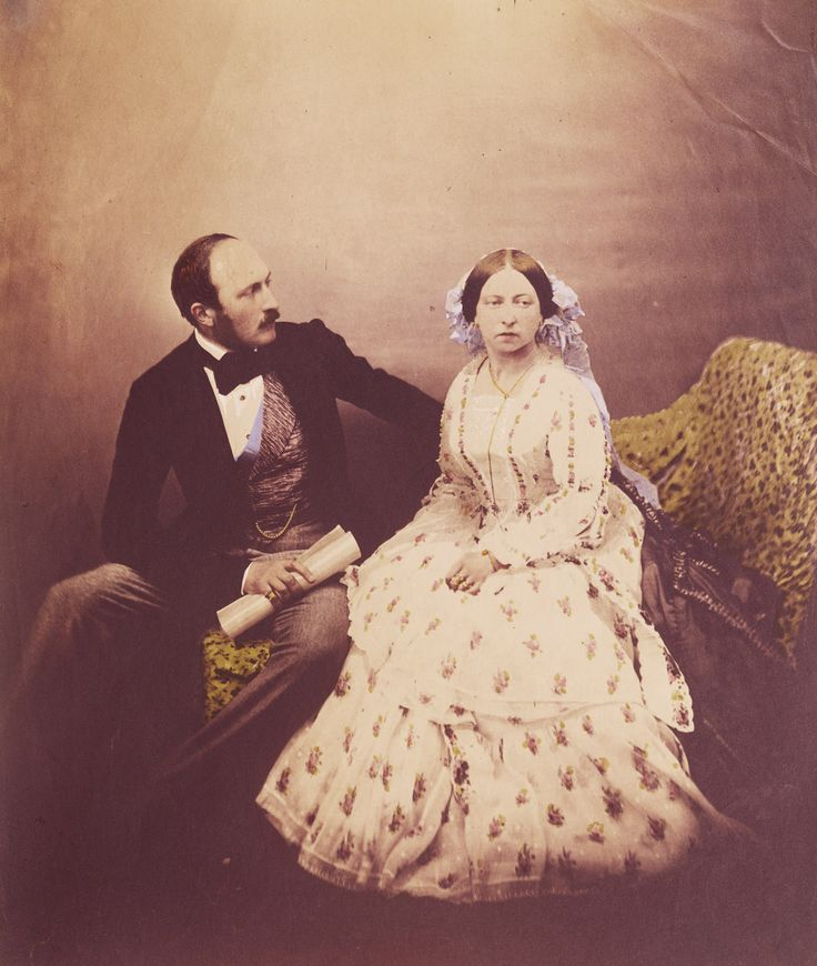 Queen Victoria and Prince Albert, 1854 | Royal Collection Trust                                                                                                                                                                                 More