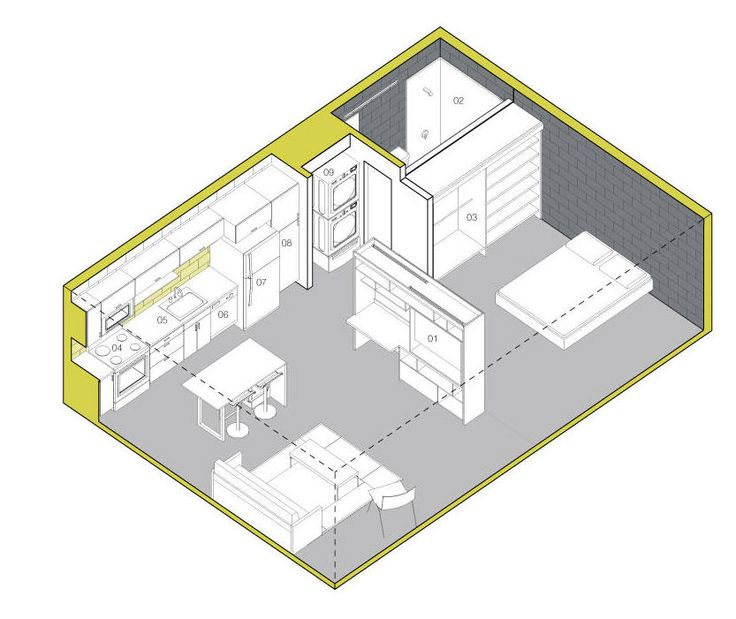 102 Best Images About PERSPECTIVEAXONOMETRIC On Pinterest