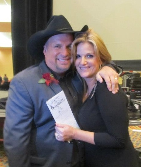 Garth Brooks And Trisha Yearwood...AMAZING People