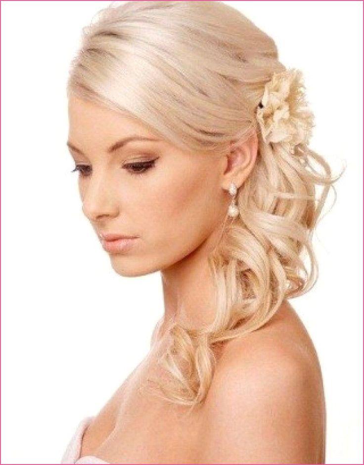 nett frisuren für dünnes haar und schmales gesicht   long