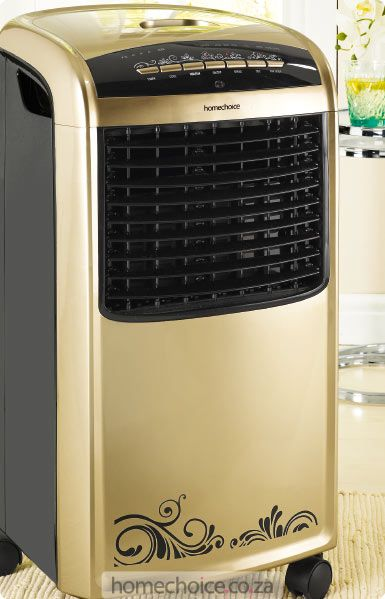 Arriba heater/cooler http://www.homechoice.co.za/Appliances/Heaters-Fans/Arriba.aspx