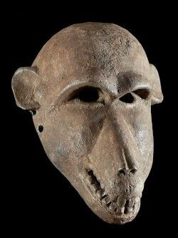 Monkey Mask Kore - Bambara / Bamana - Mali