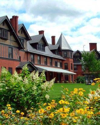 Best Farm Stay: Shelburne Farms, Shelburne, Vermont