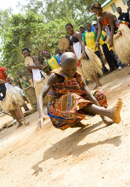 the kids or teenagers in sierra leone loved listening to hip hop music and creating new hip hop dances