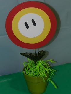 Loftee Ideas: Super Mario Birthday Party