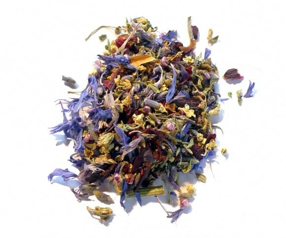 Provensalska vildblommor – för dekoration och smaksättning - Herbarias ekologiska kryddor