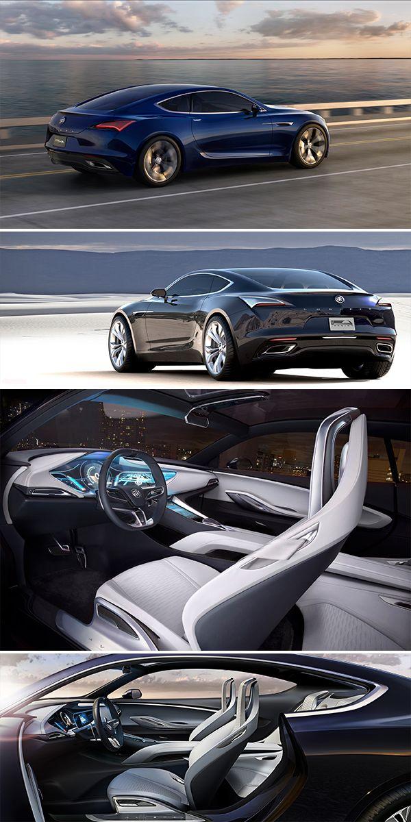 2016 Buick Avista Sport Coupe