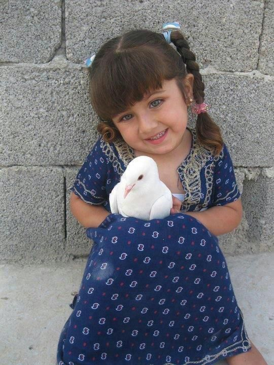 little girl of Kurdistan - We MUST think of the refugees first and foremost as PEOPLE. PLEASE pray for these.