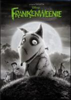 Frankenweenie [Videoregistrazione] / diretto da Tim Burton ; sceneggiatura di John August ; musiche di Danny Elfman