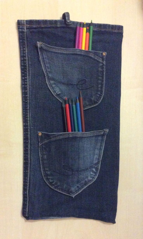7 besten DIY Alte Jeans wiederverwenden Bilder auf Pinterest ...