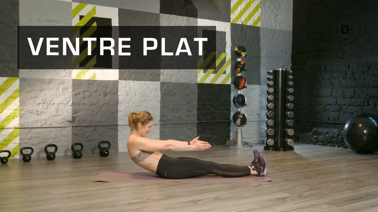 Lucile Woodward, coach sportif, vous a préparé une séance d'abdominaux assez intense, pour vous aider à retrouver un ventre plat. Pour obtenir des résultats,...
