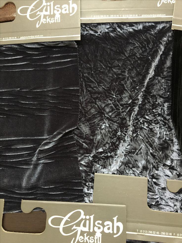 Gülşah tekstil-velvet