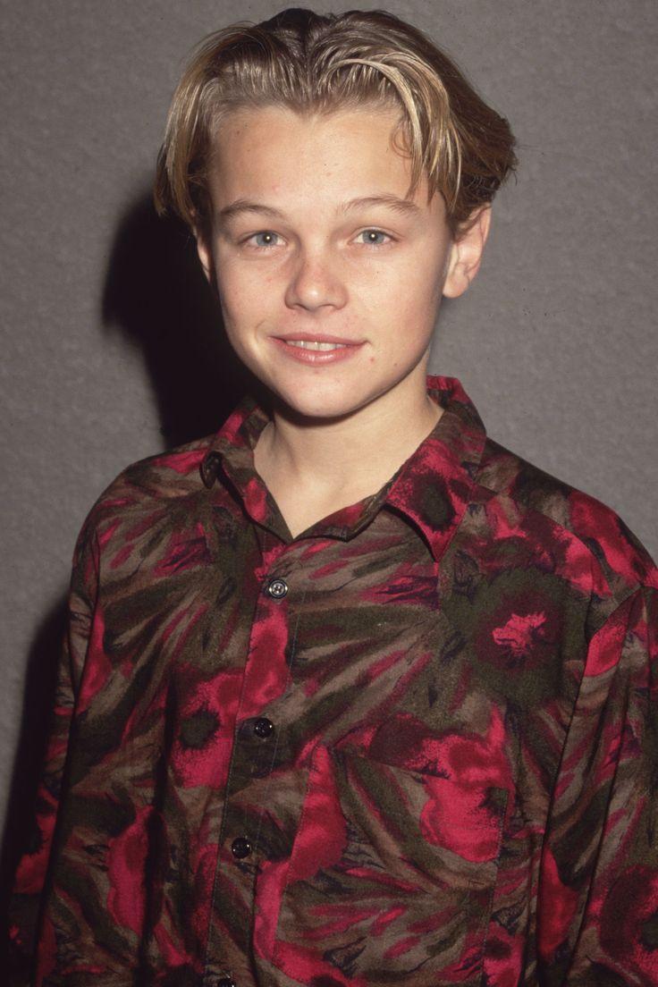 Leonardo+DiCaprio's+Hollywood+Evolution  - HarpersBAZAAR.com