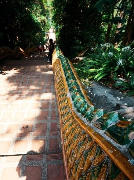 Doi Suthep Temple, Chiang Mai, Thailand, Travel Diaries - Blog: www.daintysoull.weebly.com - Instagram @fabiennedenberg