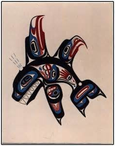 Haida Art Whale 1000 images about Northwest Indian Art on Pinterest