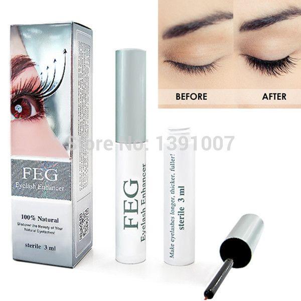 Eyelash enhancer serum 100% Original FEG eyelash growth treatment FEG eyelash enhancer eyelash liquid * Locate the offer simply by clicking the image
