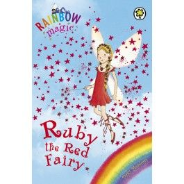 Rainbow Magic: Rainbow Maigc Fairies: Ruby the Red Fairy. (Book 1) $9.99