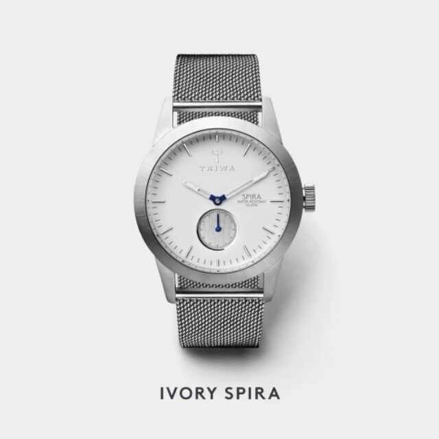 Our first drop this year! We have chosen to re-interpret three watch cases that we feel are representatives for this Winter season; Ivory Spira, Snow Aska & Snow Klinga. Do you have a favourite?