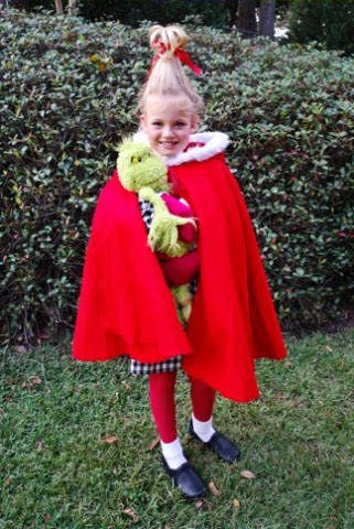 the grinch outfits from movie | Cindy Lou Who Costume, Page 14