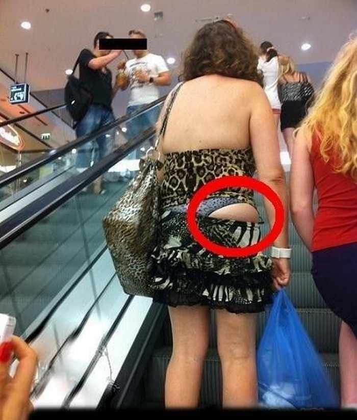 The 20 Most Ridiculous People of Walmart Photos -12