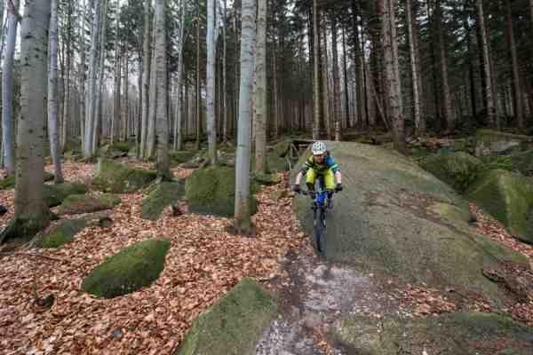 Rower: Rychlebskie scieżki - rowerzyści dla rowerzystów