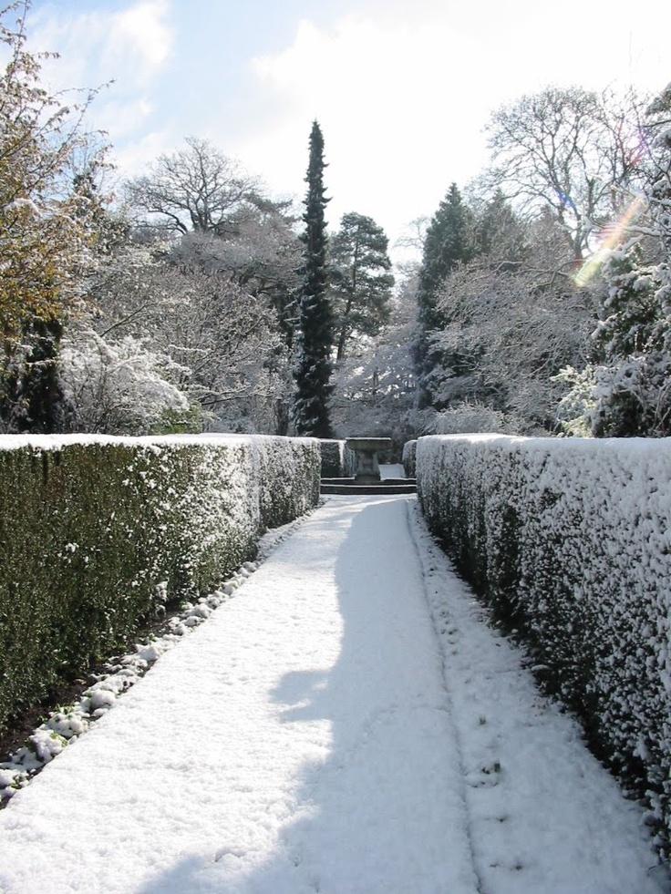 Spetchley Park Gardens