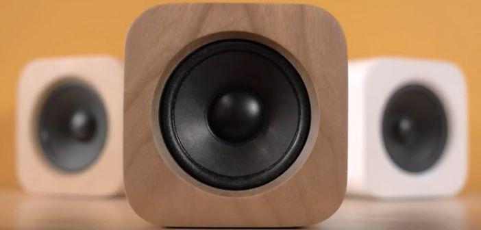 WLAN-Lautsprecher Sugr Cube: Sonos Alternative mit Akku